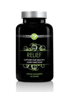 It works relief healthy joints