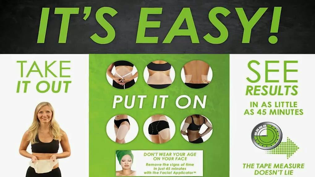 How To Use The It Works Body Applicator Wrap