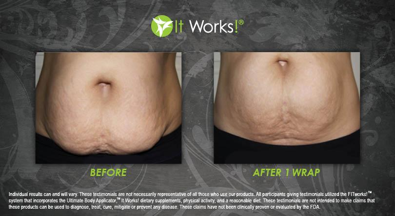 What To Expect It Works Body Wraps